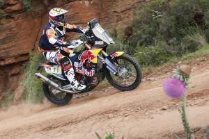 Jordi Viladoms KTM 450 RALLY Dakar 2016