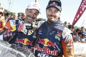 Jordi Viladoms _Toby Price Dakar 2016