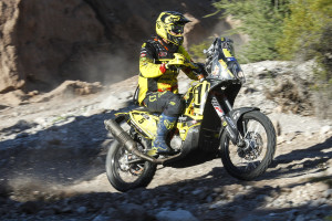 Stefan Svitko KTM 450 RALLY Dakar 2016