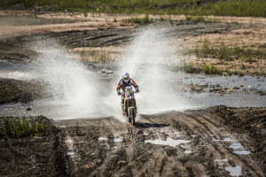 Toby Price KTM 450 RALLY Dakar 2016